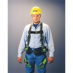 Honeywell Miller DuraFlex Stretchable Tower Climbing Harnesses