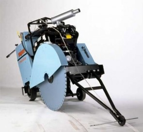 "Husqvarna 26"" 65 HP Concrete Saw"