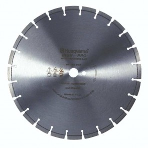 Husqvarna High Pro Cured Concrete Diamond Blade, 36-Inch x .165-inch
