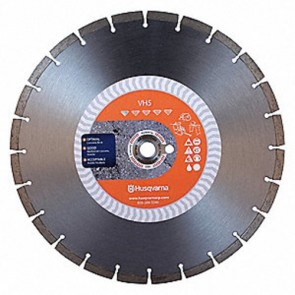 Husqvarna 14 Inch by .118 by 1 Drive Pinhole 20mm B VH5 High Speed Diamond Blade