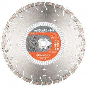 Husqvarna HS5 Series 16x.140 x 1 to 20 mm Diamond Blade