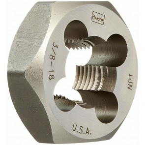 Irwin Hanson® 22.0M-1.50M High Carbon Steel Hex Die