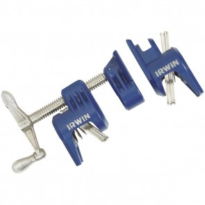 """Irwin Quick-Grip Pipe Clamp 3/4"""" Pipe"""