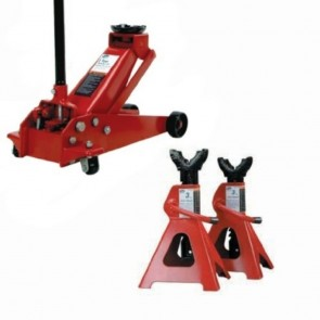 3 Ton Jack With Stands