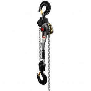 Jet JLH Series 1-1/2 Ton Lever Hoist, 15' Lift with Overload Protection