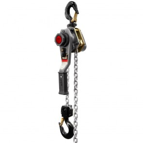 Jet JLH Series 1-1/2 Ton Lever Hoist, 20' Lift with Overload Protection