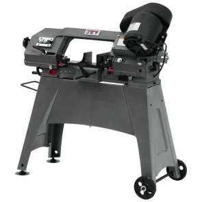 Jet 1/2 HP 5 in. x 6 in. Metalworking Horizontal and Vertical Band Saw