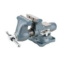 "Jet 1780A, Tradesman Vise, 8""Jaw Width, 7"" Jaw Opening, 4-3/4"" Throat Depth"