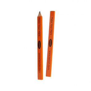 Keson Carpenter Pencil with Black Lead