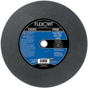 "Flexovit 12""x1/8""x1"" C30UB - HEAVY DUTY Reinforced High Speed Cutoff Wheel"