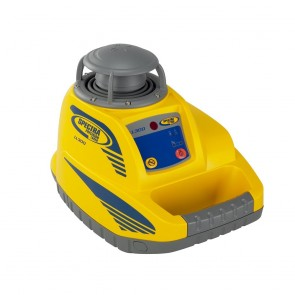 Spectra Laser Level with Handheld Laser Receiver