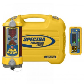 Spectra Wireless Laser Receiver RD20 Remote Display & NiMH Batteries