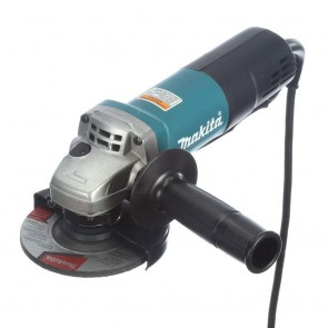 Makita 4-1/2 in. Paddle Switch AC/DC Angle Grinder