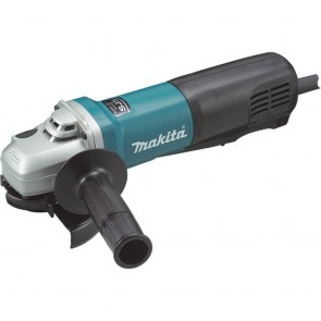 Makita 4-1/2 in. 10 Amp Paddle Switch AC/DC Angle Grinder