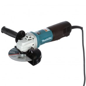 "Makita 6"" SJS™ High‑Power Paddle Switch Cut‑Off/Angle Grinder"