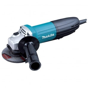 "Makita 4-1/2"" Paddle Switch Angle Grinder"