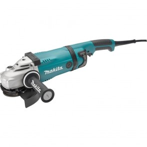 Makita 7 in. Trigger Switch 15 Amp Angle Grinder with Lock-Off & No Lock-On