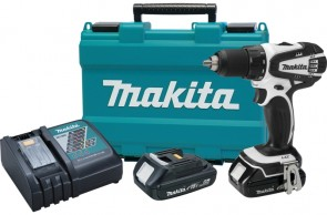 Makita 18V LXT 2.0 Ah Cordless Lithium-Ion 1/2 in. Drill Driver Kit