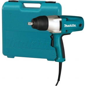 Makita 3.5 Amp 1/2 in. Corded Impact Wrench with Tool Case