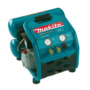 Makita 2.5 HP 4.2 Gallon Oil-Lube Air Compressor