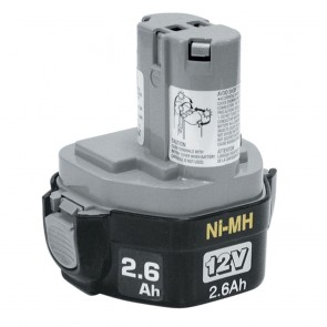 Makita 12V 2.6 Ah Ni-MH Battery