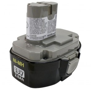Makita 18V 2.6 Ah Ni-MH Battery
