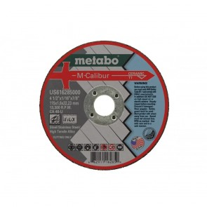 "Metabo 6""x1/16""x7/8"" Type 1 Slicer M-Calibur Wheel (CA46U)"