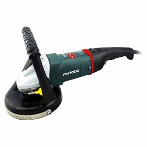 "Metabo 15 Amp 7"" Angle Grinder w/ Concrete Surface Prep Kit"