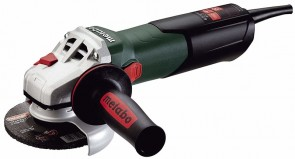 Metabo 8.5 Amp 4-1/2 in. Angle Grinder with Lock-On Sliding Switch