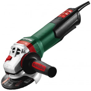 Metabo 14.5 Amp 5 in. Angle Grinder with TC Electronics and Non-Locking Paddle Switch