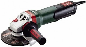 Metabo 14.5 Amp 6 in. Angle Grinder with TC Electronics and Non-Locking Paddle Switch