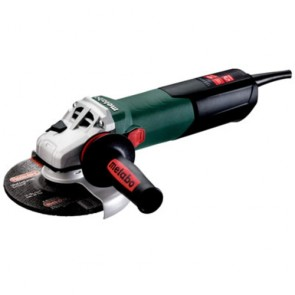 Metabo 13.5 Amp 6 in. Angle Grinder with VTC Electronics and Lock-On Switch