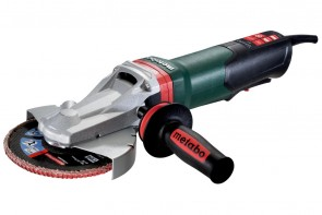 Metabo 13.5 Amp 6 in. Flat Head Grinder with Paddle Switch & Brake