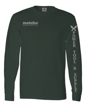 Power Tool & Supply Metabo Long Sleeve (LG)