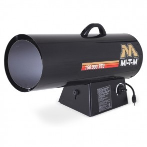 Mi-T-M 120-135-150K Propane Forced Air Heater