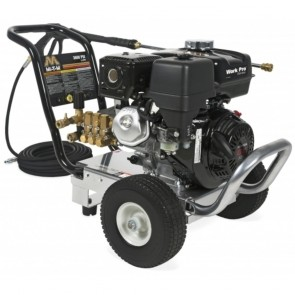 Mi-T-M 3,600 PSI Work Pro® Series Gasoline Direct Drive Gasoline Pressure Washer