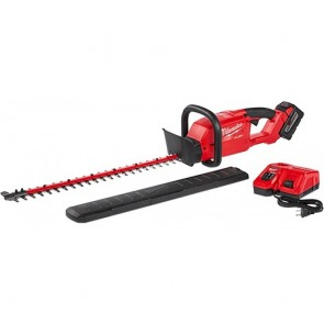 Milwaukee M18 FUEL Brushless Cordless Hedge Trimmer Kit W / Battery & Charger