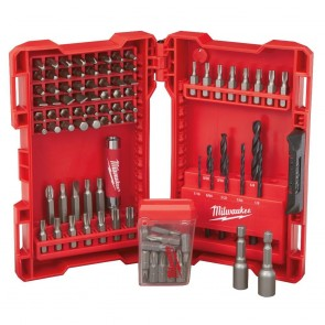 Milwaukee S2 Drill and Drive Set 95 Pc