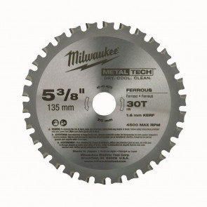Milwaukee 5-3/8 in. Circular Saw Blade