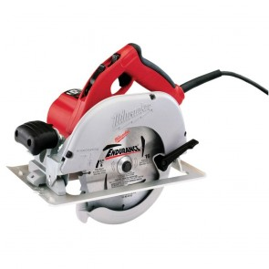 Milwaukee 7-1/4 in. Left Blade Circular Saw with Case