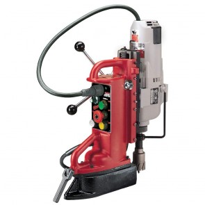 Milwaukee Adjustable Position Magnetic Drill Press with #3 MT Motor