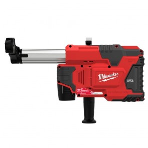 Milwaukee M12 Cordless Lithium-Ion HammerVac Universal Dust Extractor Kit