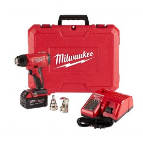 Milwaukee M18 Compact Heat Gun Kit