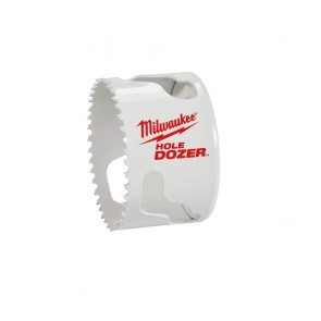 "Milwaukee 3-1/4"" Hole Dozer Hole Saw"