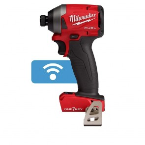 "Milwaukee M18 FUEL 1/4"" HEX Impact Driver  w/ One Key"