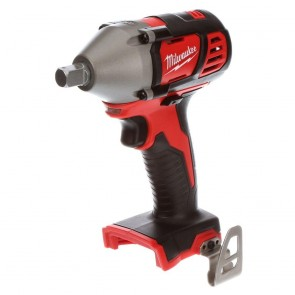 Milwaukee M18 Cordless Lithium-Ion 1/2 in. Impact Wrench with Pin Detent (Bare Tool)
