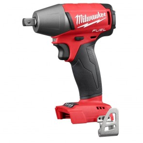 "Milwaukee M18 FUEL Cordless 1/2"" Impact Wrench w/Pin Detent"