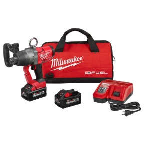 "Milwaukee M18 FUEL 1"" High Torque Impact Wrench w/ One Key (Kit)"
