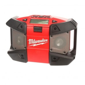 Milwaukee M12 Cordless Lithium-Ion Radio