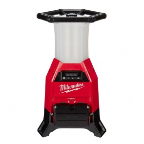Milwaukee M18 ONE-KEY 18-Volt Lithium-Ion Cordless RADIUS Site Light and Charger (Tool-Only)